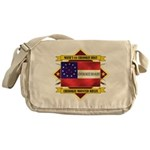 1st Cherokee Regiment Messenger Bag