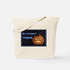 Samhain Halloween Tote Bag