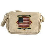 9th Indiana Volunteer Infantr Messenger Bag