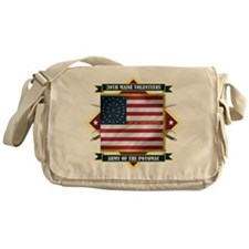 20th Maine V.I. Messenger Bag