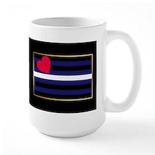 BDSM Flag 3 - Mug