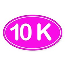 10K *pink* Decal