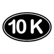 10K *black* Decal