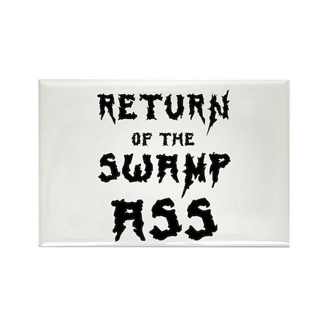 Swamp Ass Rectangle Magnet (10 pack)