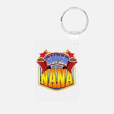 Super Nana Keychains