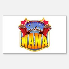 Super Nana Decal