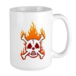 NO NUKES! Large Mug