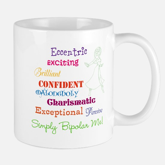 Simply Bipolar Me Mug
