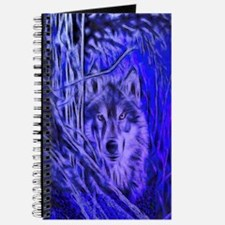 Night Warrior Wolf Journal