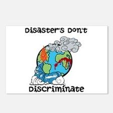 Disaster Postcards (Package of 8)