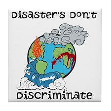 Disaster Tile Coaster