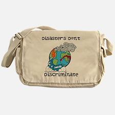 Disaster Messenger Bag