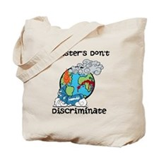Disaster Tote Bag