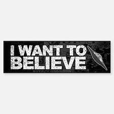 Believer Sticker (Bumper)