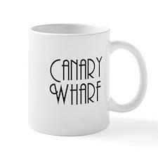 Cute Canary wharf Mug
