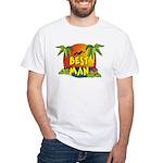 Best Man White T-Shirt