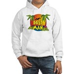 Best Man Hooded Sweatshirt