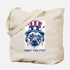 American PUG Revolution Tote Bag