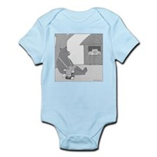 Big Bad Wolf (no text) Infant Bodysuit