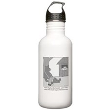 Big Bad Wolf Water Bottle
