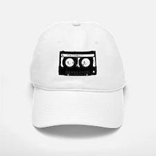 Cassette Baseball Baseball Cap