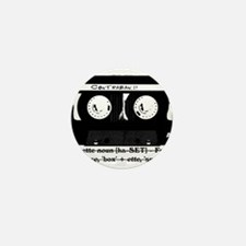 Cassette - History Mini Button (10 pack)