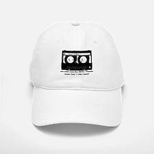 Cassette - History Baseball Baseball Cap