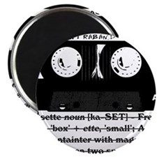 Cassette - Definition Magnet