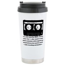 Cassette - Definition Travel Mug