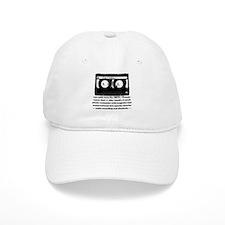 Cassette - Definition Baseball Cap