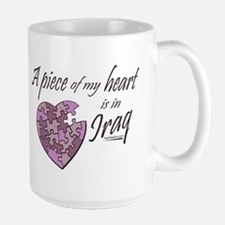 Piece of my Heart Mug