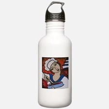Pastry Chef Water Bottle