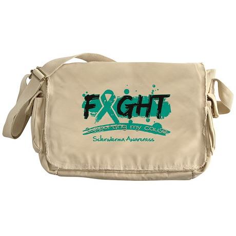 Fight Scleroderma Cause Messenger Bag