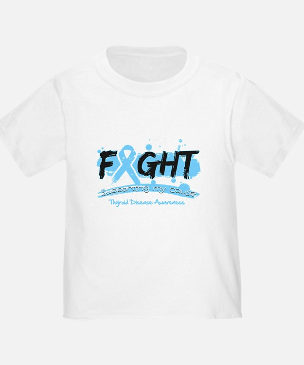 Fight Thyroid Disease Cause T