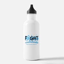 Fight Thyroid Disease Cause Water Bottle