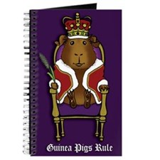 Guinea Pigs Rule Journal