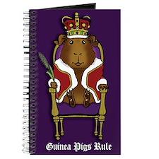 Guinea Pigs Rule Journal