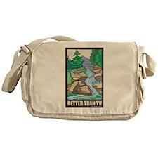 Outdoors Nature Messenger Bag