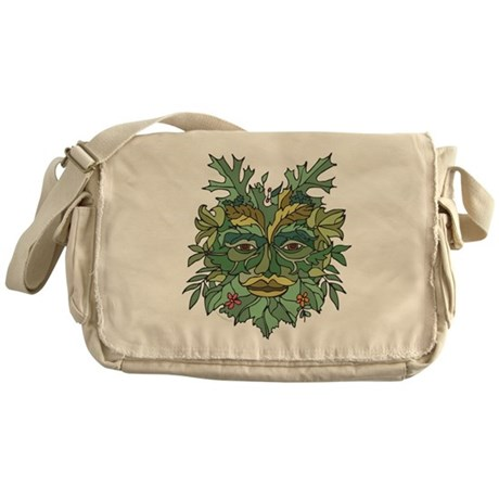 Environmentalist Messenger Bag