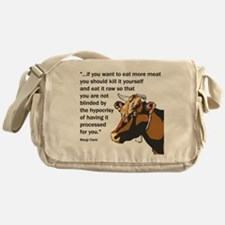 Kill It Yourself Messenger Bag