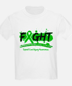 Fight Spinal Cord Injury Disease T-Shirt