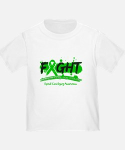 Fight Spinal Cord Injury Disease T