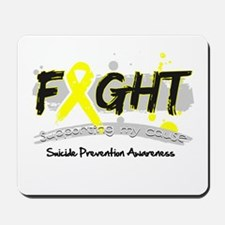 Suicide Prevention Awareness Mousepad