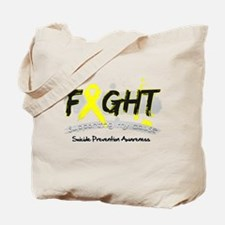 Suicide Prevention Awareness Tote Bag