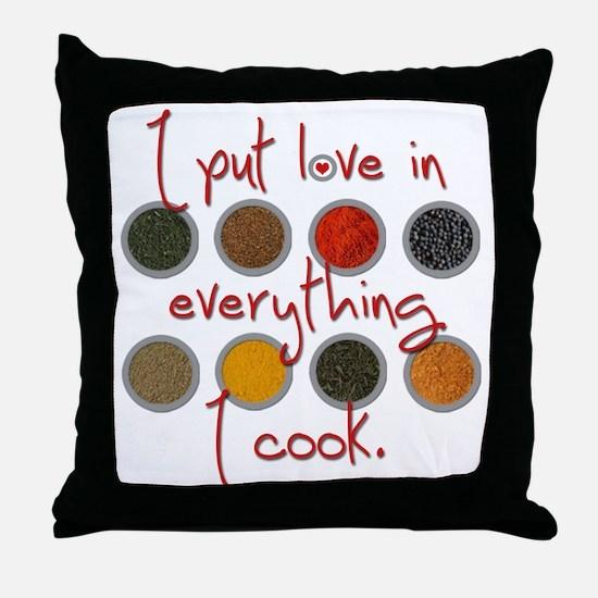 Cool Favourite Throw Pillow