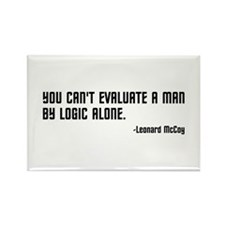 Logic... Rectangle Magnet (10 pack)