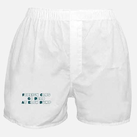 Order of Sharps Boxer Shorts