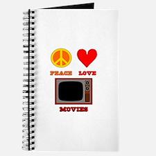 Peace Love Movies Journal