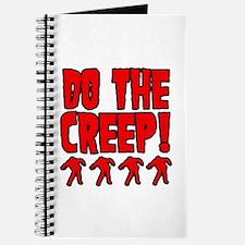 Do The Creep Journal