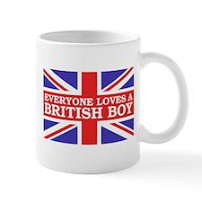 Everyone Loves a British Boy Mug